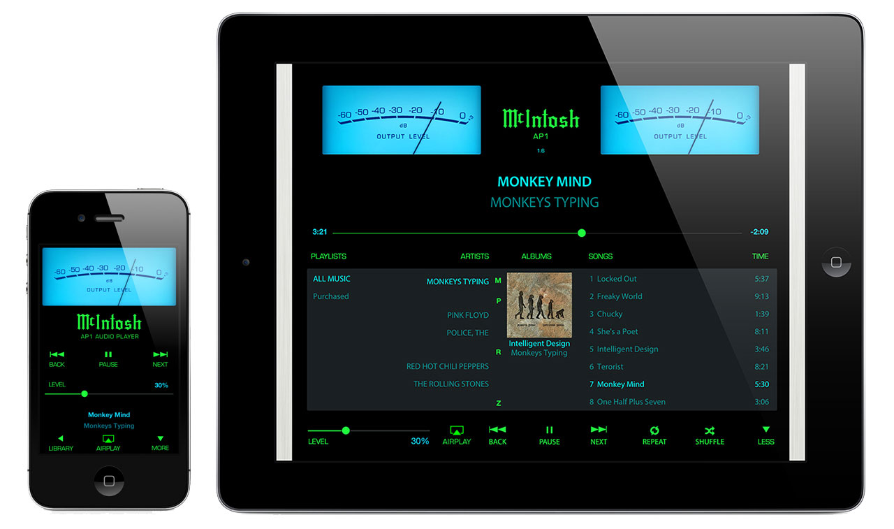 McIntosh aplikacja